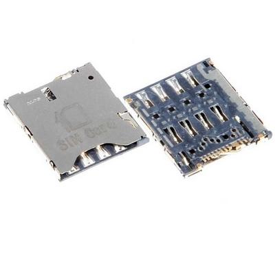 Коннекторы SIM, Flash