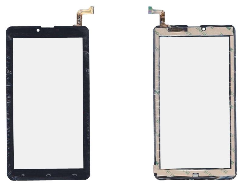 Сенсорный экран  Megafon Login 4 7.0' HK70DR2671-V02  Черный