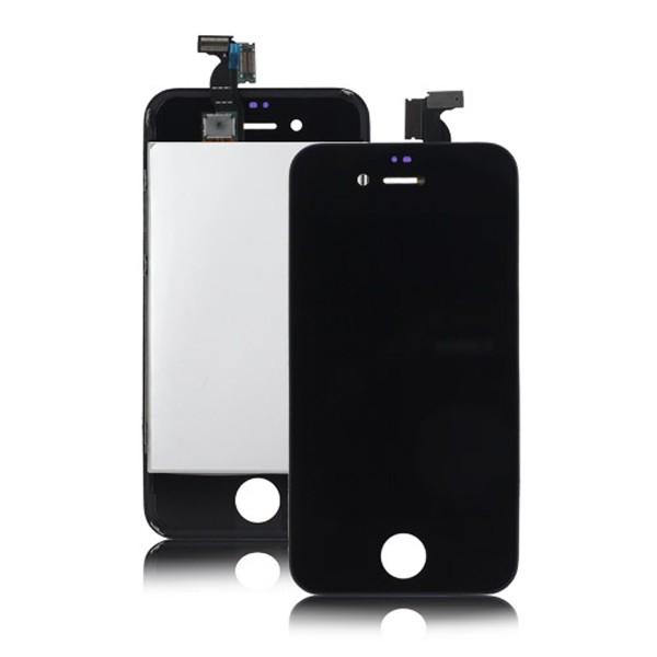 Дисплей iPhone 4S в сборе Premium AAAA+ (черный)