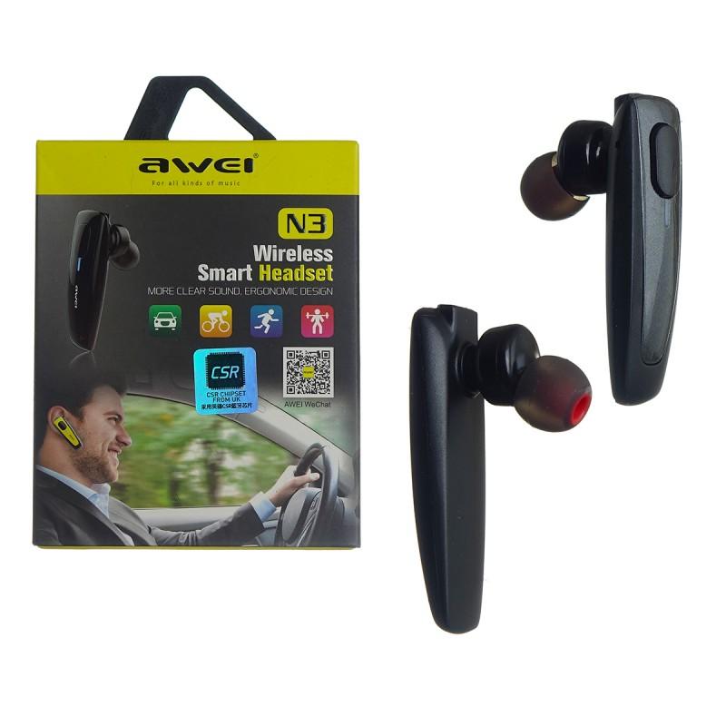 Bluetooth-гарнитурa Awei N3