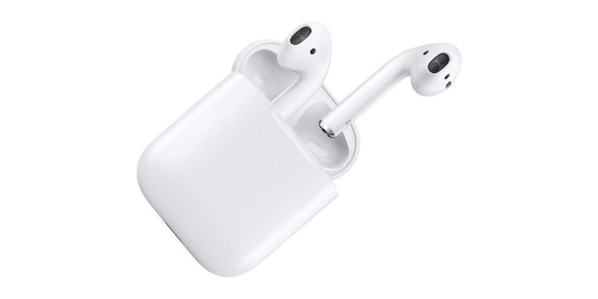 Bluetooth-гарнитура AirPods