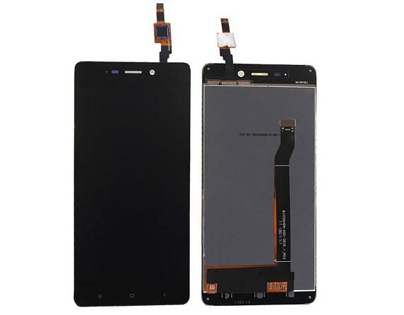 Дисплей Xiaomi Mi 4 в сборе черный...