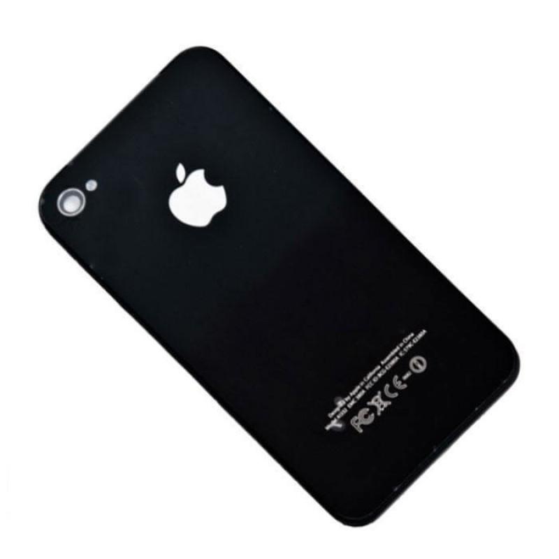 Задняя крышка iPhone 4 черный...
