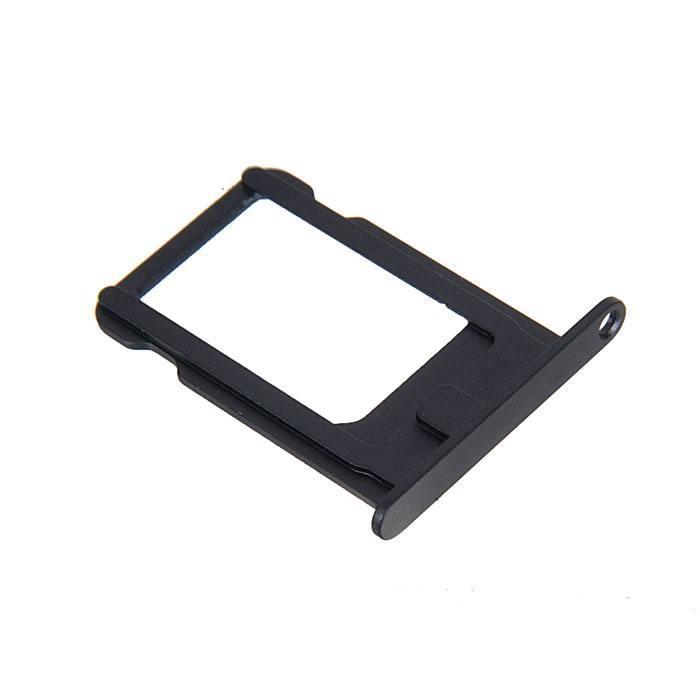Контейнер SIM iPhone 5 Черный