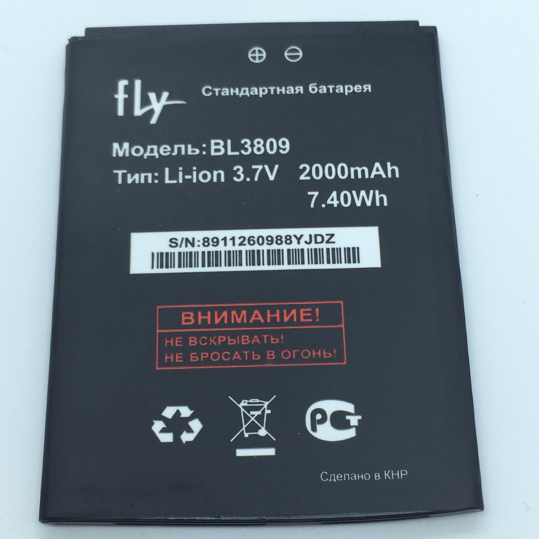 АКБ Fly BL3809 IQ458 / Evo Tech 2 / IQ459 / Quad Evo Chic...