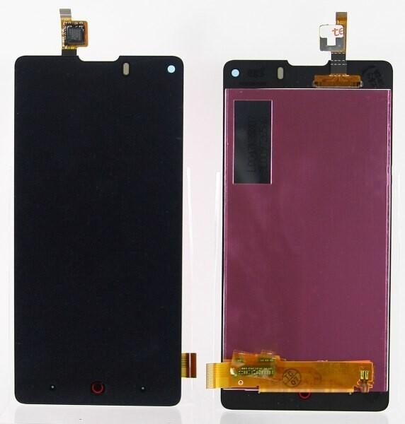 Дисплей ZTE NX403A в сборе черный...