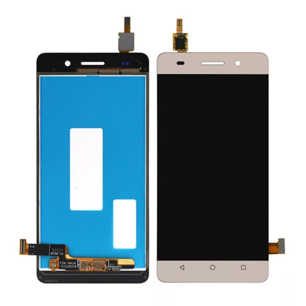 Дисплей Huawei Honor 4C в сборе  золото...
