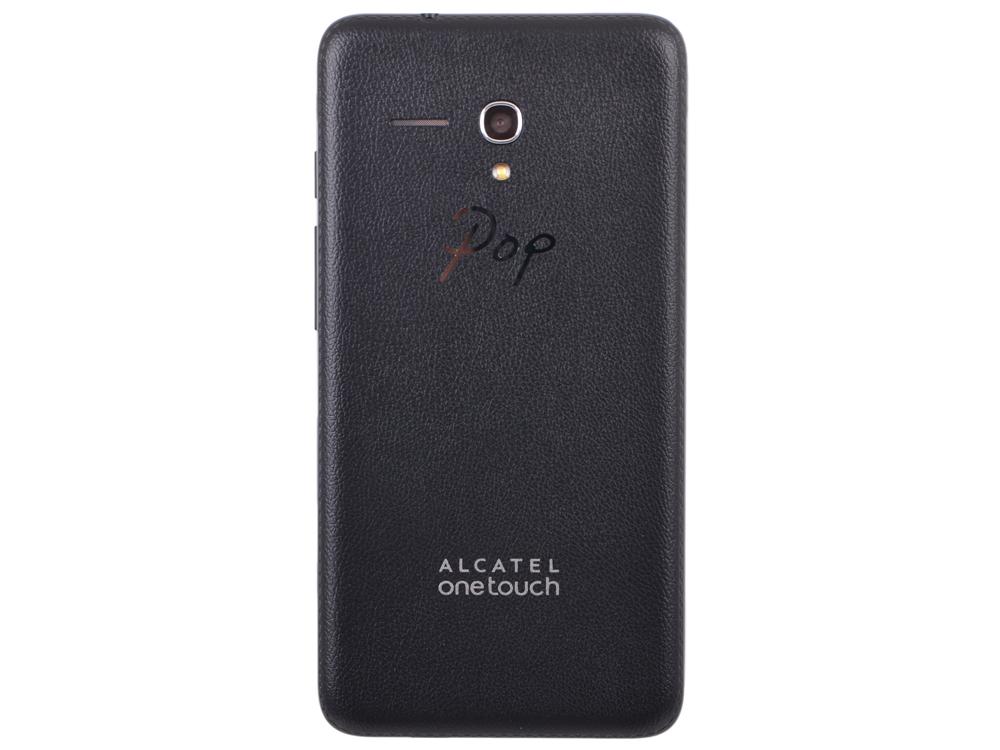 Задняя крышка Alcatel OT-5054D Черный...