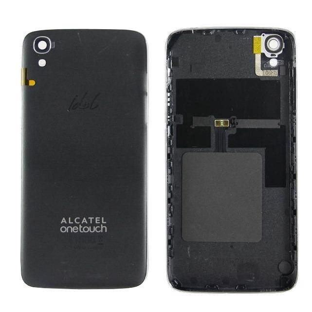 Задняя крышка Alcatel OT-6055K Серый...
