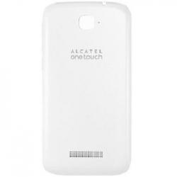 Задняя крышка Alcatel OT-7041D Белый...