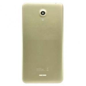 Задняя крышка Alcatel OT-8050D Золото...
