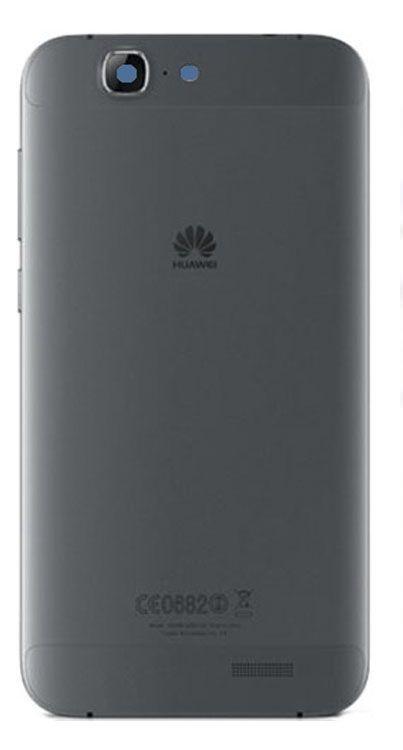 Задняя крышка Huawei Ascend G7 Серый...
