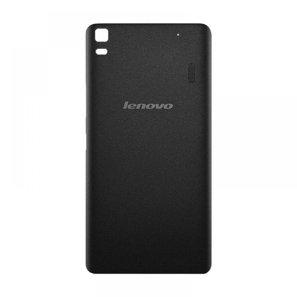 Задняя крышка Lenovo A7000 Черный...