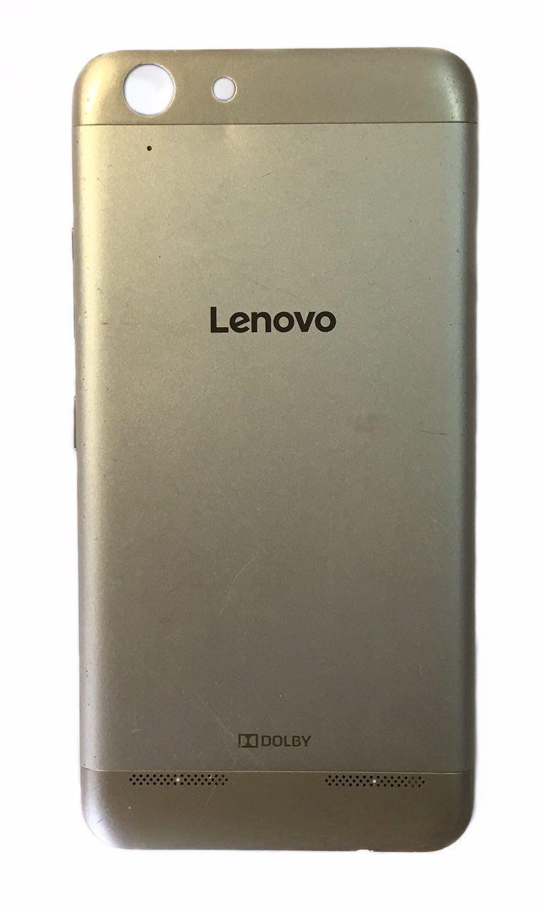 Задняя крышка Lenovo Vibe K5 Plus Золото...