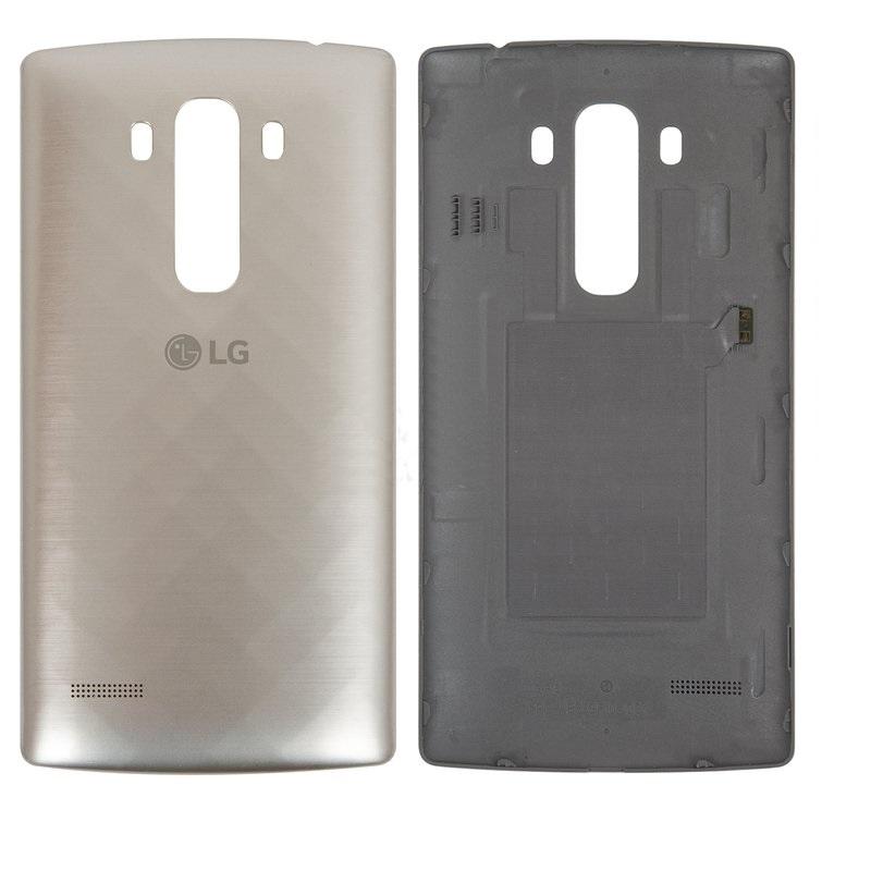 Задняя крышка LG H736 Серебро...