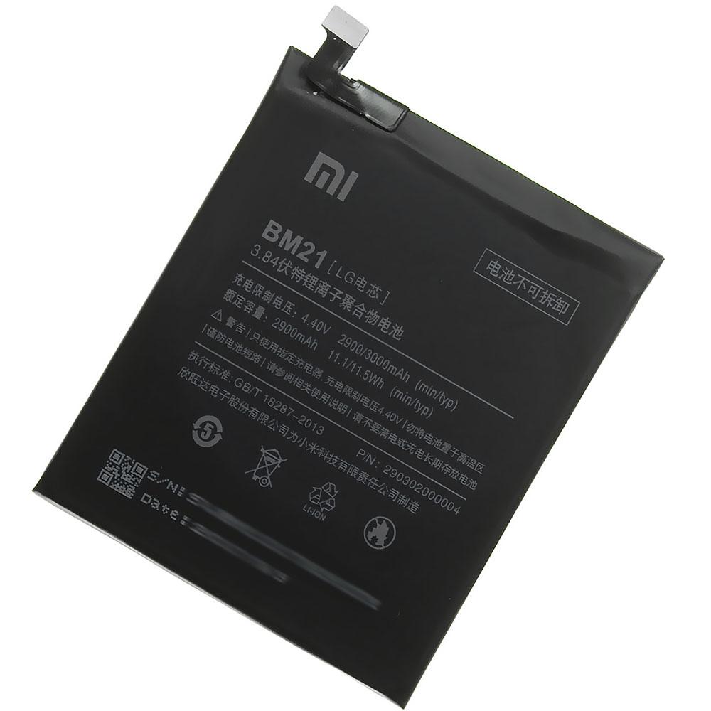АКБ Xiaomi BM21 Mi Note...