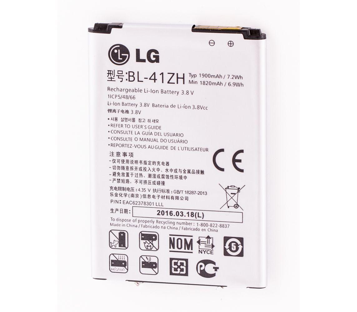 АКБ LG BL-41ZH D221 / D295 / H324...