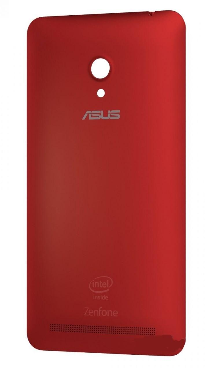Задняя крышка Asus A600CG Красный...