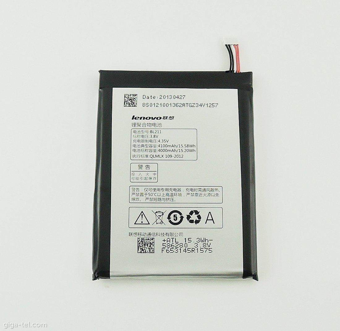 АКБ Lenovo BL211 P780...