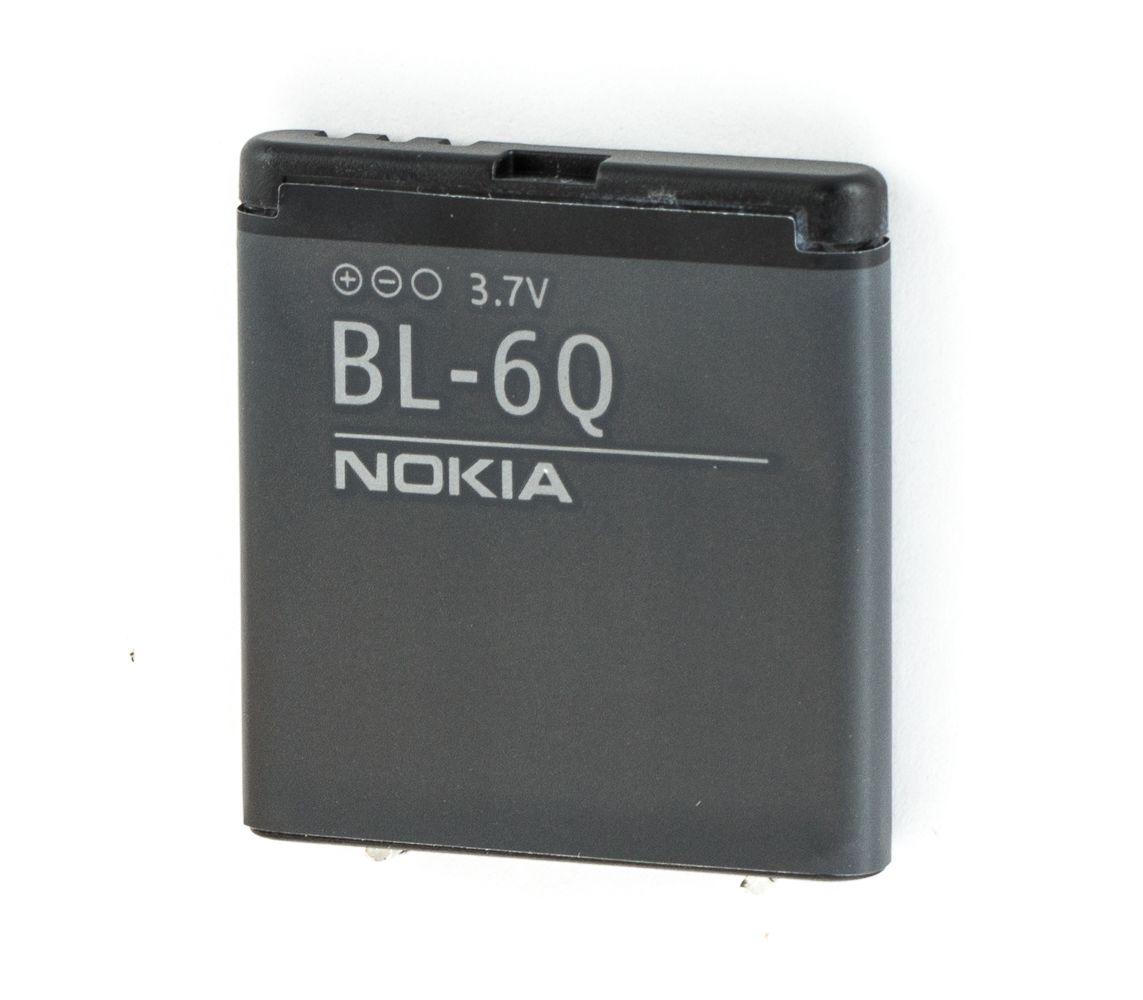 АКБ Nokia BL-6Q 6700...