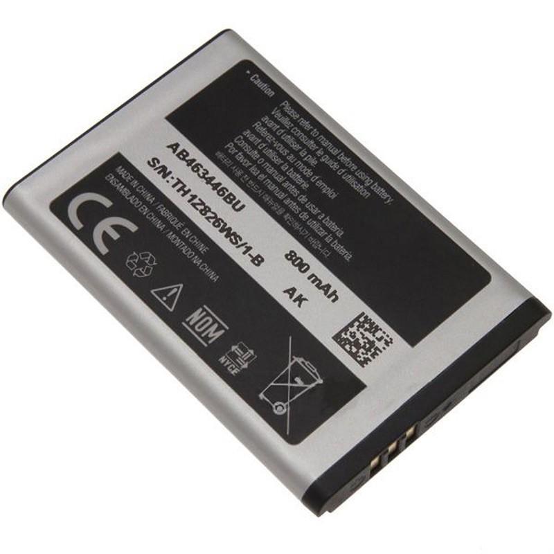 АКБ Samsung AB463446BU X200 / E250 / C3010 / E1080 Orig ...