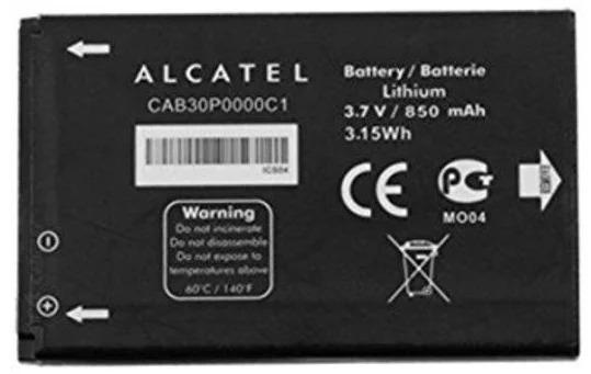 АКБ Alcatel CAB30P0000C1 800 / 802 / 808 ...