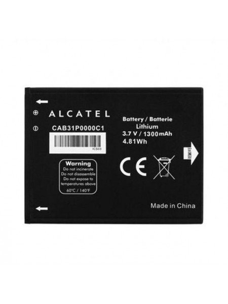 АКБ Alcatel CAB31P0000C1 4007D / 4009D / 4014D / 4014D /...