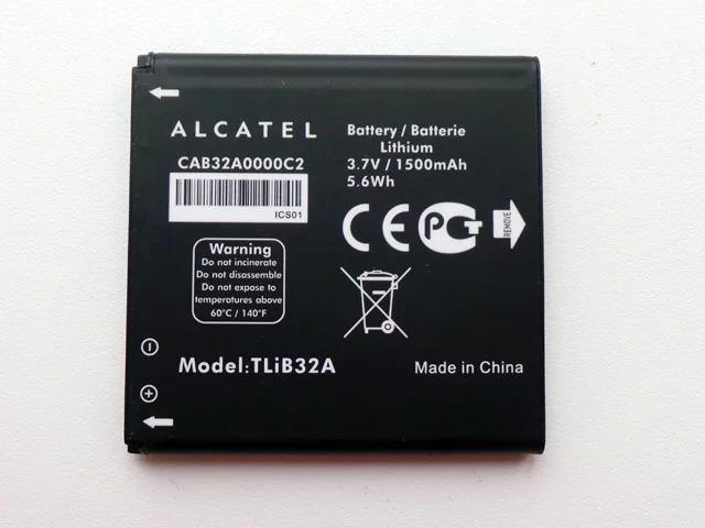 АКБ Alcatel CAB32A0000C2 916 / 916D / 991 / 991D / 992 /...