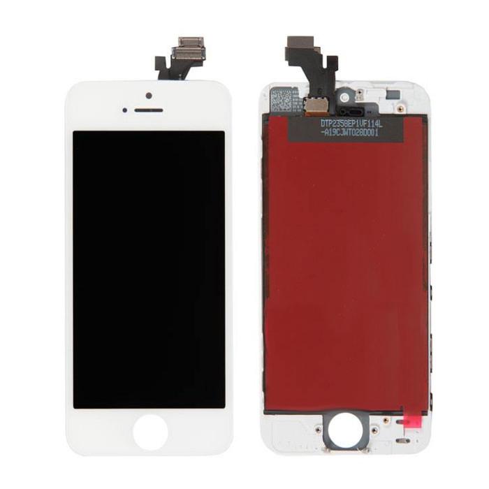 Дисплей iPhone 5 в сборе - Оригинал (белый)