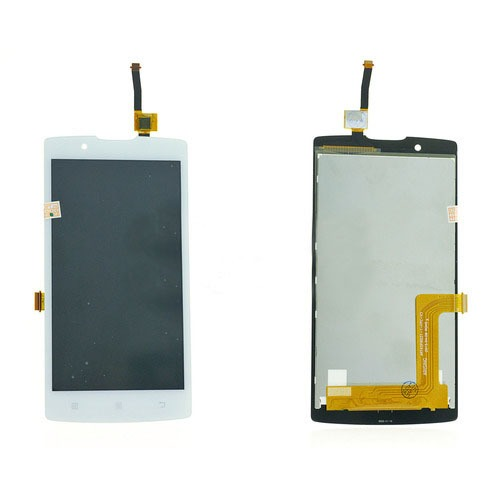 Дисплей Lenovo A2010 в сборе  белый...