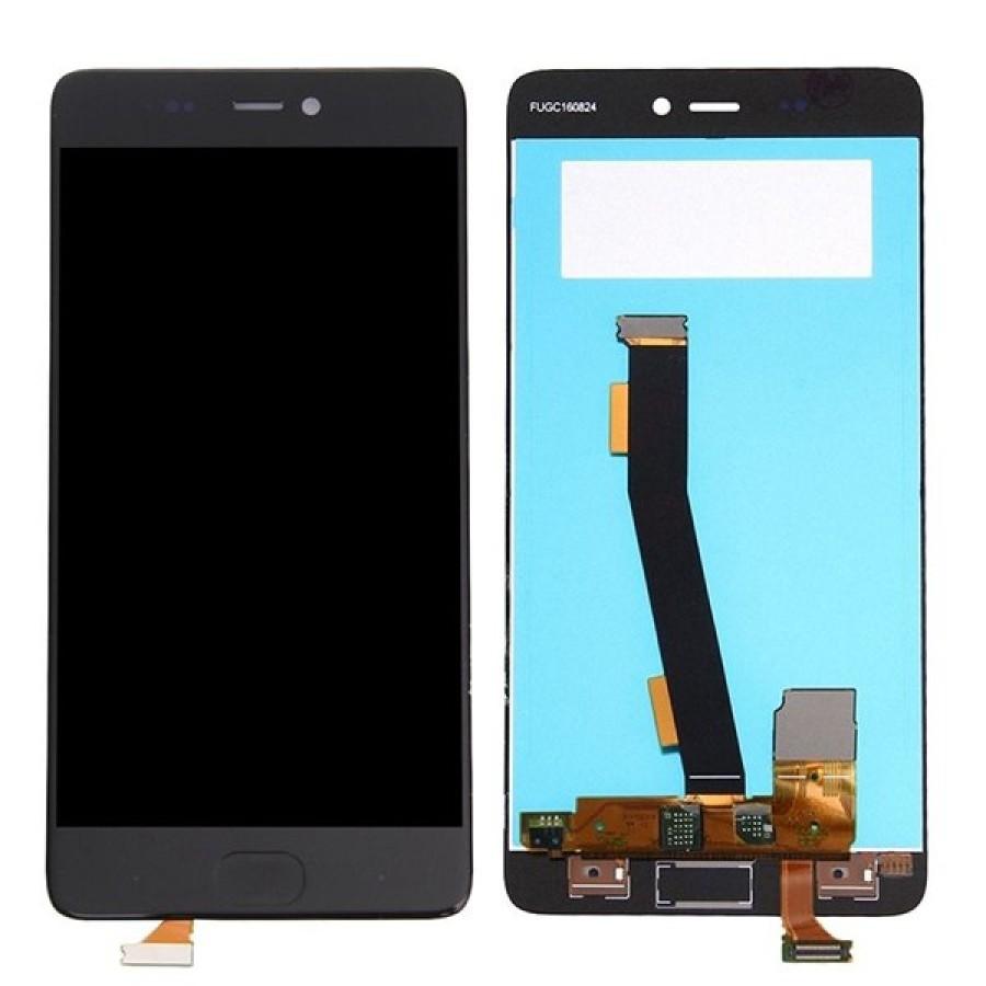 Дисплей Xiaomi Mi 5 в сборе с тачскрином (черный)