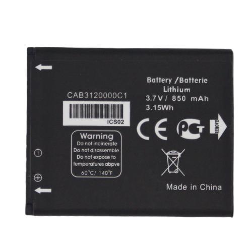 АКБ Alcatel CAB3120000C1 385 / 510 / 602 / 710 / 710A /...