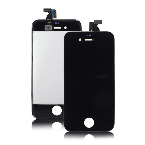 Дисплей iPhone 4S в сборе AAA+ (черный)
