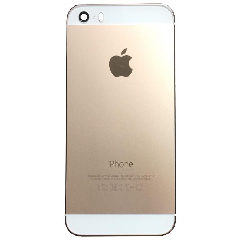 Корпус iPhone 5 золото...
