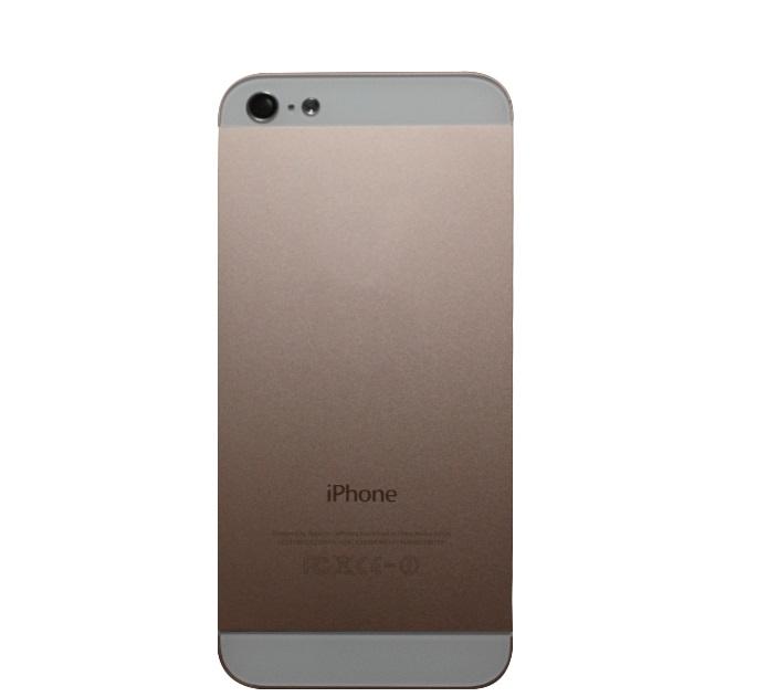Корпус iPhone 5 розовый...