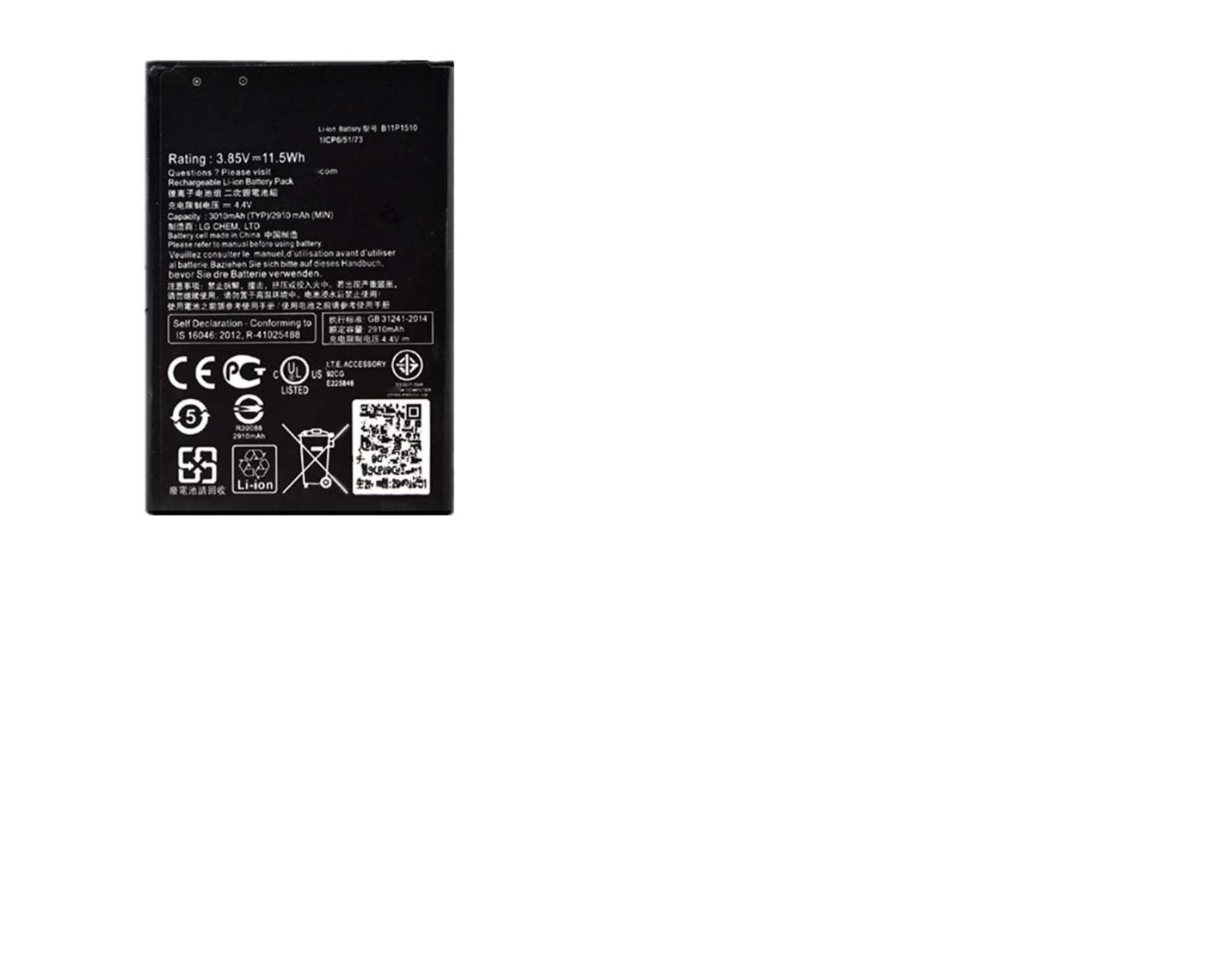 АКБ Asus B11P1510 ZB551KL / ZenFone Go...