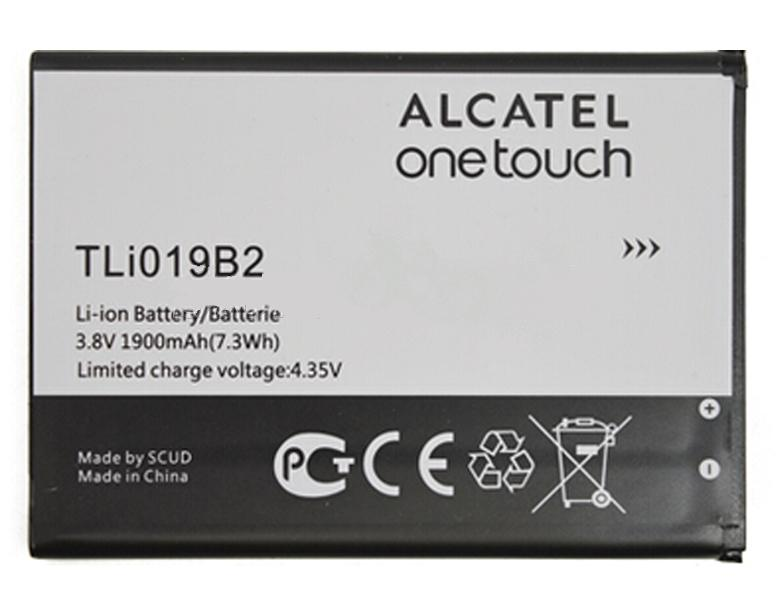 АКБ Alcatel TLi019B2 / TLi020F1 (OT7041/7040/Pop C7)