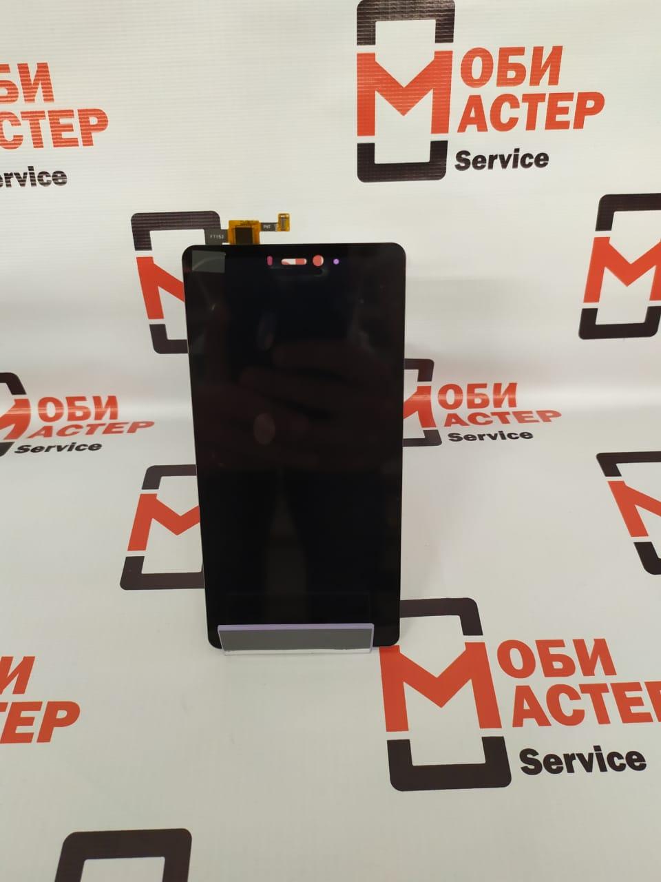 Дисплей Xiaomi Mi 4c в сборе с тачскрином (черный)