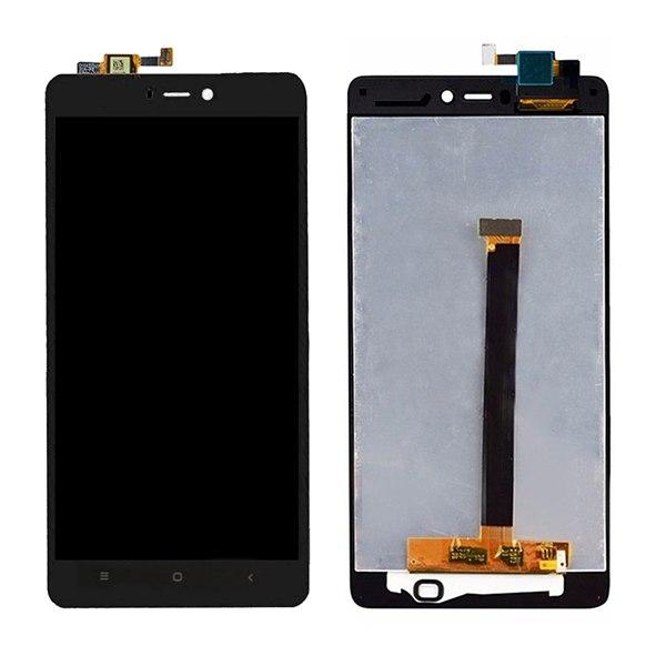 Дисплей Xiaomi Mi 4s в сборе с тачскрином (черный)