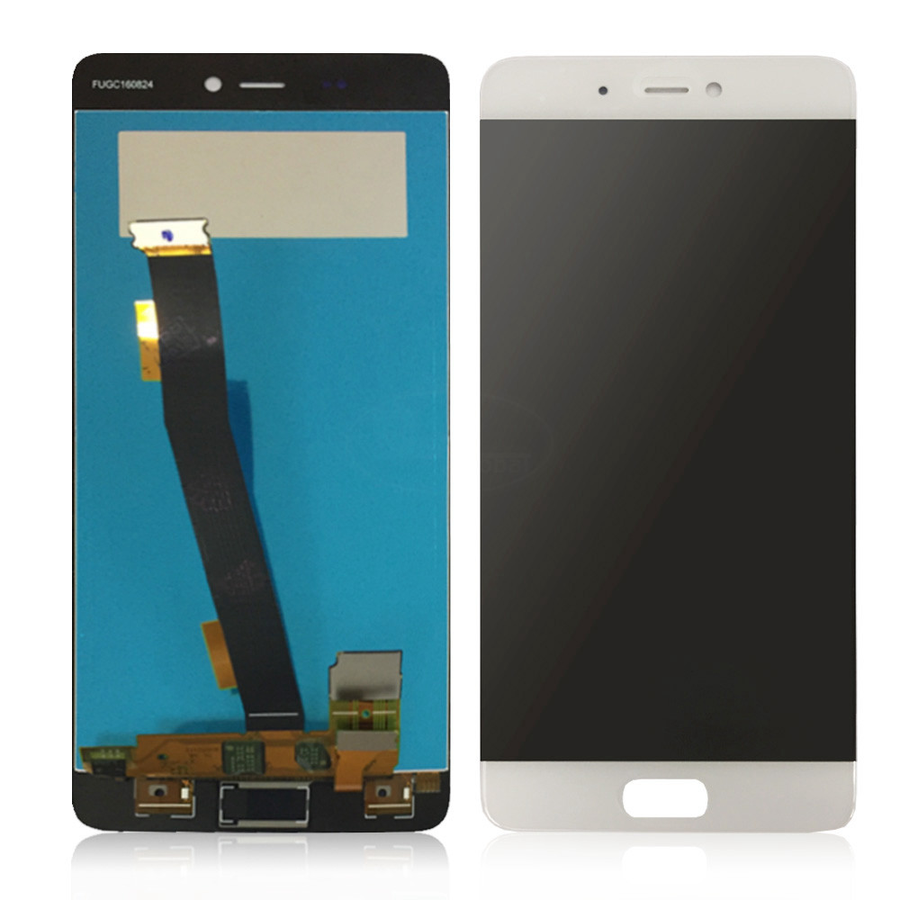 Дисплей Xiaomi Mi 5s в сборе с тачскрином (белый)