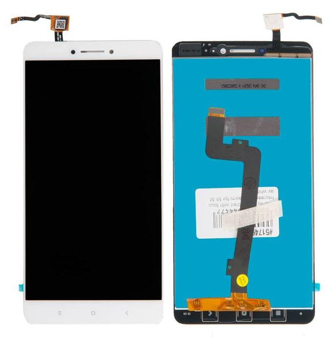 Дисплей Xiaomi Mi Max в сборе белый...