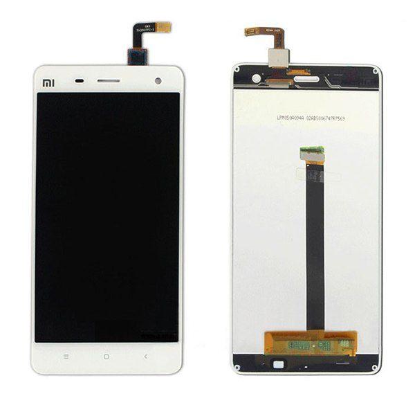 Дисплей Xiaomi Mi 4 в сборе белый...