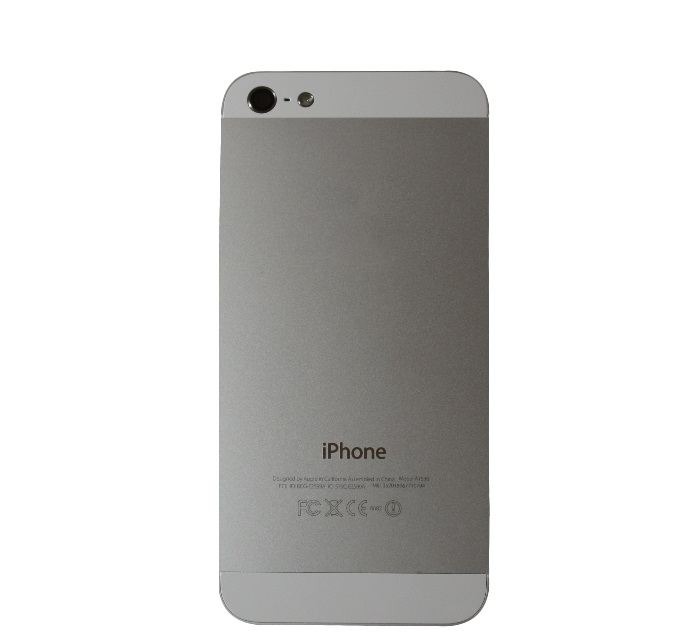 Корпус iPhone 5 серебро...