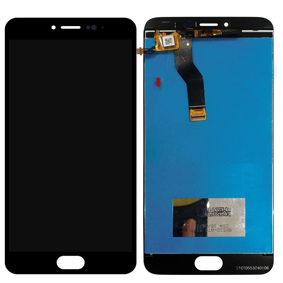 Дисплей Meizu M3 Note L681H сборе черный...