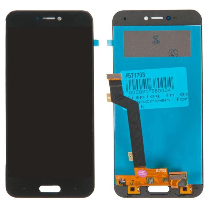 Дисплей Xiaomi Mi A1 / Mi 5x в сборе...