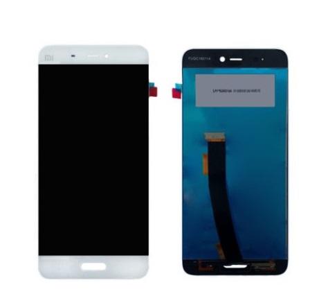 Дисплей Xiaomi Mi 5 в сборе (белый)