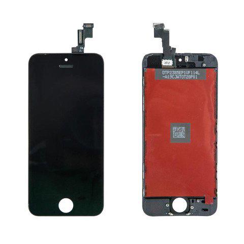 Дисплей iPhone 5S/SE в сборе AAA+ (черный)