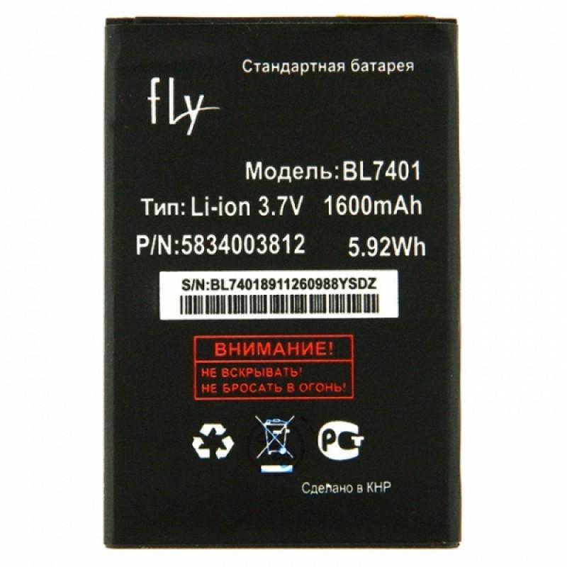 АКБ Fly BL7401 IQ238 Jazz...