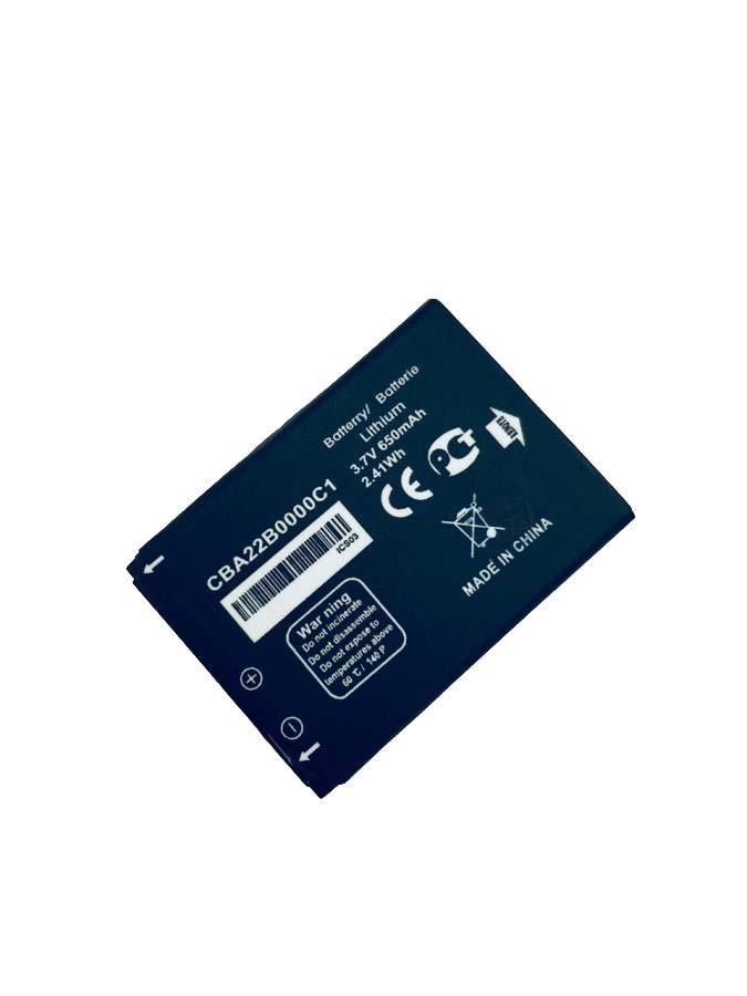 АКБ Alcatel CAB22B0000C1 (OT-2012D)