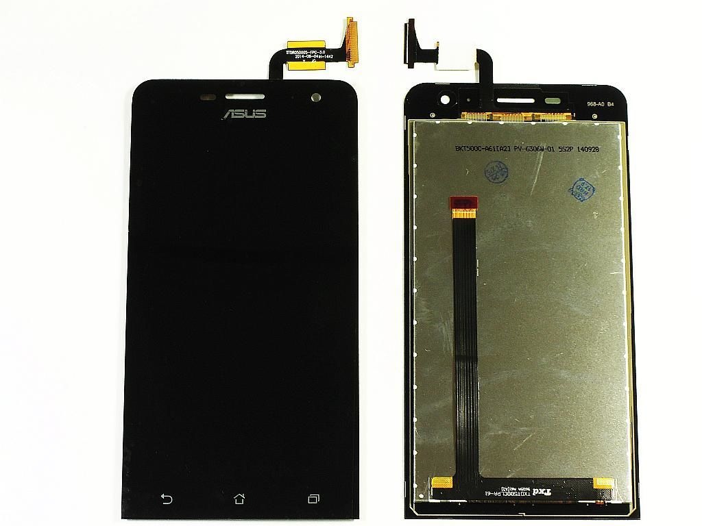 Дисплей Asus A502CGZenFone 5 в сборе...